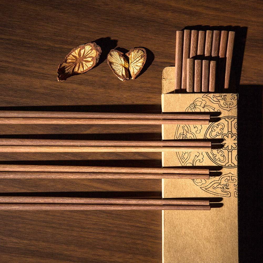 japanische Essst/äbchen blauer Deckel wiederverwendbar 5 Paar plus 5 s/ü/ße Enten-Essst/äbchen Essst/äbchen aus Holz sp/ülmaschinenfest nat/ürliches Holz rutschfest Premium-Qualit/ät