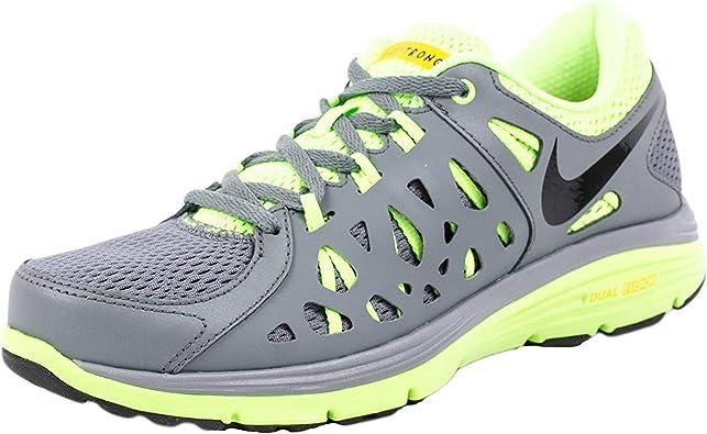 Dictadura africano ciclo  Amazon.com: Nike para hombre Dual Fusion Run 2 Livestrong Running  Zapatillas, Gris, 12 D(M) US: Shoes