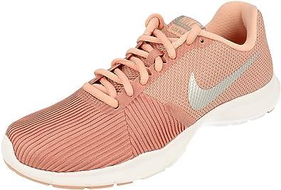 muerte neumático Departamento  Nike Womens Flex Bijoux Running Trainers 881863 Sneakers Shoes (UK 3 US 5.5  EU 36, Rust Pink Metallic Silver 610): Amazon.ca: Shoes & Handbags