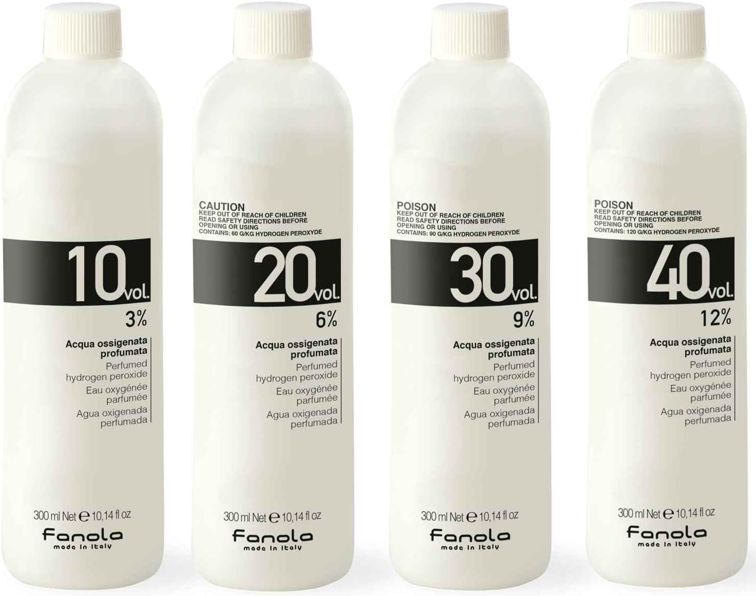 Fanola 40 Vol. 12% peróxido, 300 ml