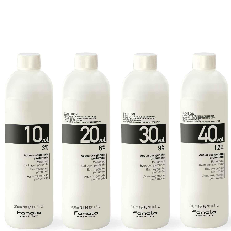 FANOLA oxydant Crema 20Volumi, 300ml FO3OX2