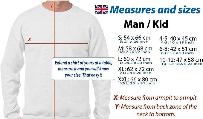 MERCHANDMANIA Sudadera A3 BOKU NO Hero Academia KISHOTO Sweatshirt Custom