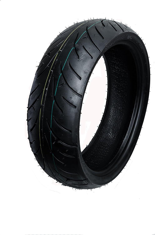 Max Motosports Rear Motorcycle Tire 180/55-17 180 55 17 for Yamaha YFZ R6 Honda CBR GSXR CBR Kawasaki Ninja MT301