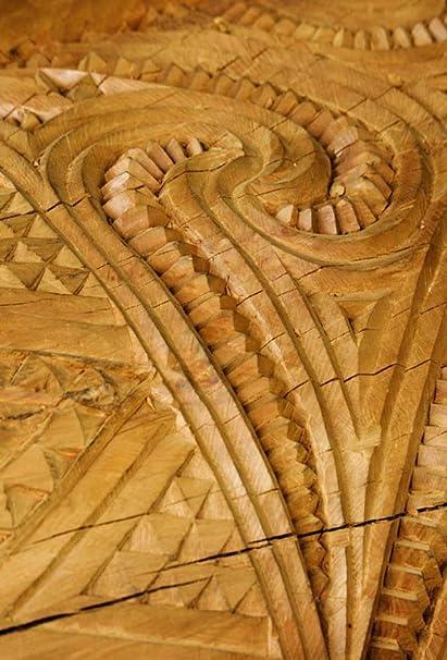 Amazon.com: new zealand rotorua maori wood carving patterns by