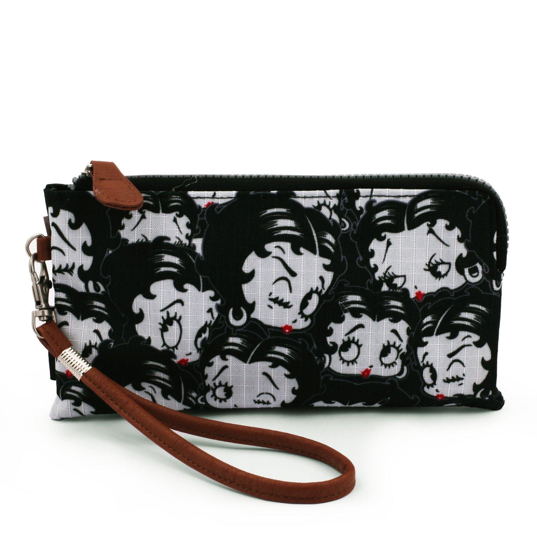 21 cm Negro Karactermania Betty Boop Noir Bolsas de Aseo