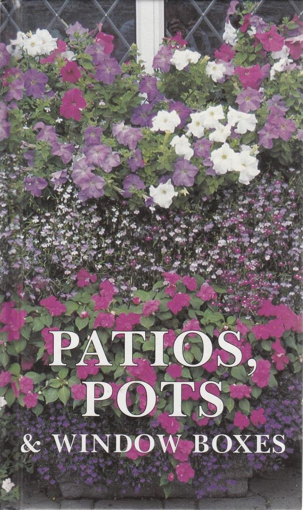 Patios Pots and Window Boxes