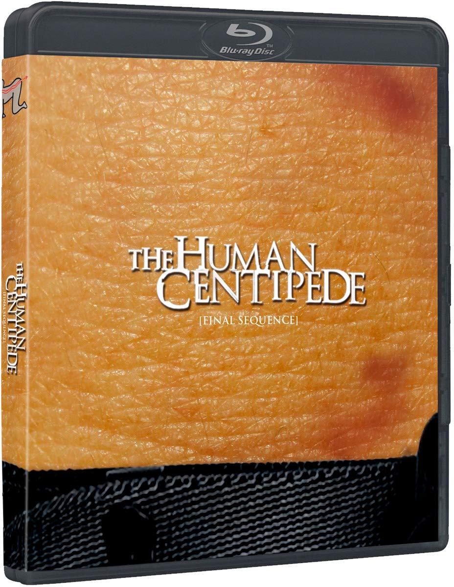 El Ciempies Humano 3 BD 2015 The Human Centipede 3 (Final Sequence) [Blu-ray]