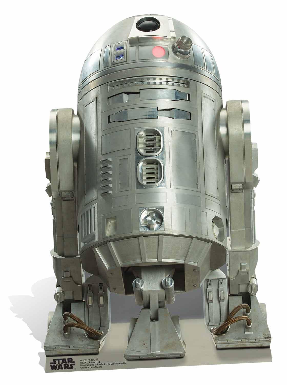 STAR WARS ROGUE ONE 'R2-bhd Aventure épique Droid Carton de la découpe, Multicolore