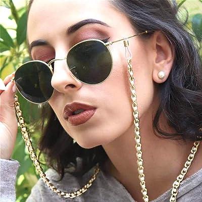 Glasses Chains Pearls Sunglasses Holder Eyeglass Chains Reading Glasses Lanyard