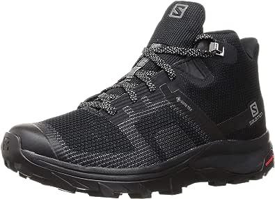 Salomon Womens Outline Prism Mid GTX Hiking Shoes