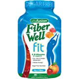 Vitafusion Fiber Well Fit Gummies, 90 Count