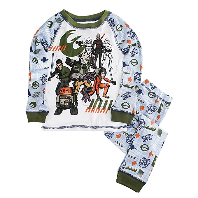Disney Star Wars Rebels PJ Pals – Pijama para niños