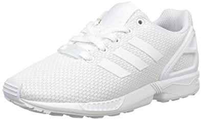 145188e8a adidas Unisex Kids  Zx Flux Trainers  Amazon.co.uk  Shoes   Bags