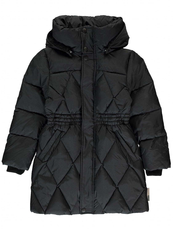 NAME IT Mädchen Daunen-Mantel in schwarz Nitmocca