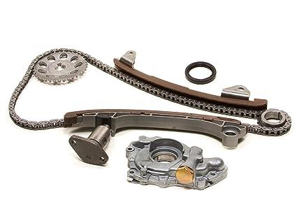 Amazon com: Evergreen TK2042OP Toyota 2ZZGE Timing Chain Kit