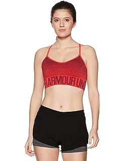 5df9646153761 Amazon.com  Under Armour Women s Armour Seamless Streaky Heather ...