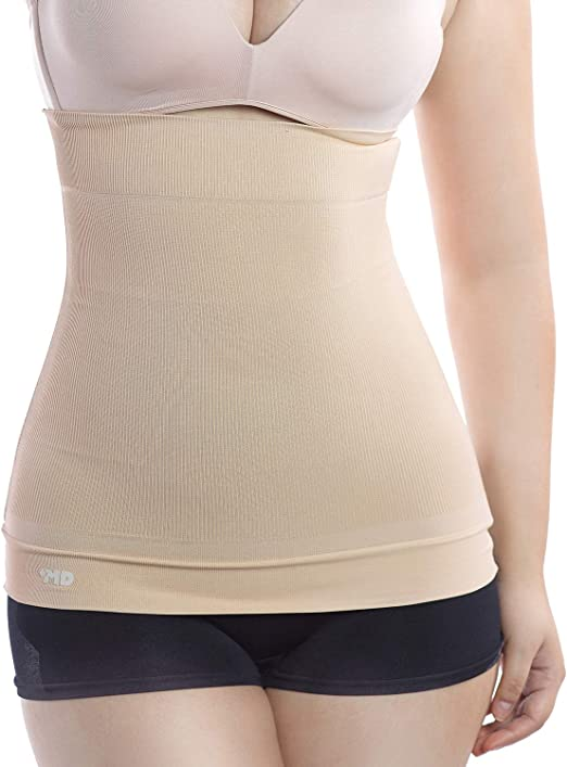 NEW Lady Postpartum Waist Tummy Girdle Belt Body Sliming Shaper Cincher Corset W