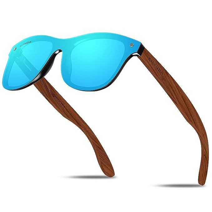 KITHDIA Polarizadas Unisex Gafas De Sol Hombre/Mujer UV400 ...
