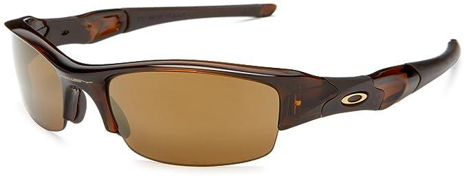 Oakley Flak Jacket 12-901 63 Gafas de sol, Marrón, Unisex ...
