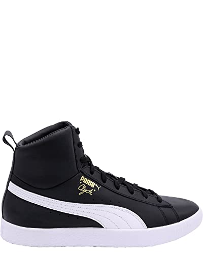 222f5edbb80 PUMA - Mens Clyde Mid Core Foil Shoes
