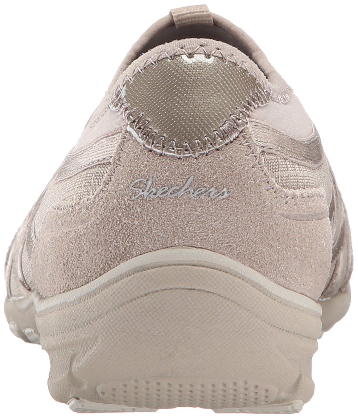 Skechers Sport Women's Conversations Charming Fashion Sneaker B00TGXIUBS 6.5 B(M) US|Taupe