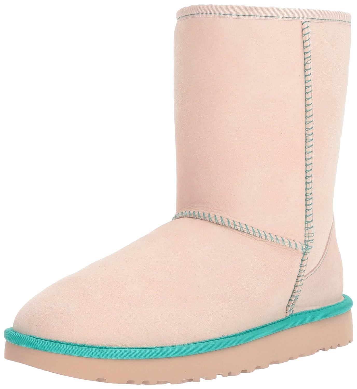 9098140661e UGG Women's Classic Short II Neon Winter Boot