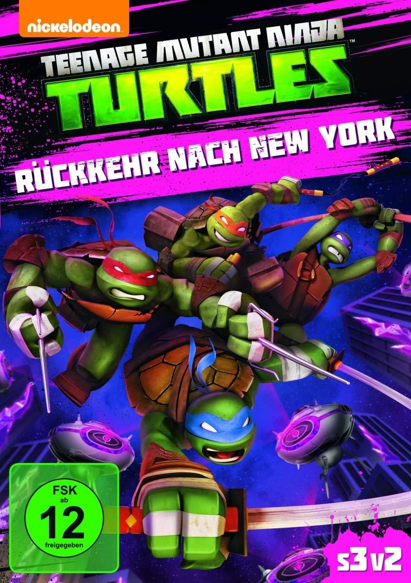 Teenage Mutant Ninja Turtles: Rückkehr nach New York ...