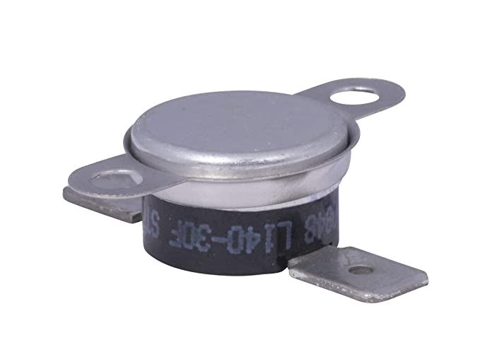 Range 135//145 F Open On Rise Emerson 3L11-140 1//2-Inch Snap Disc Thermostat