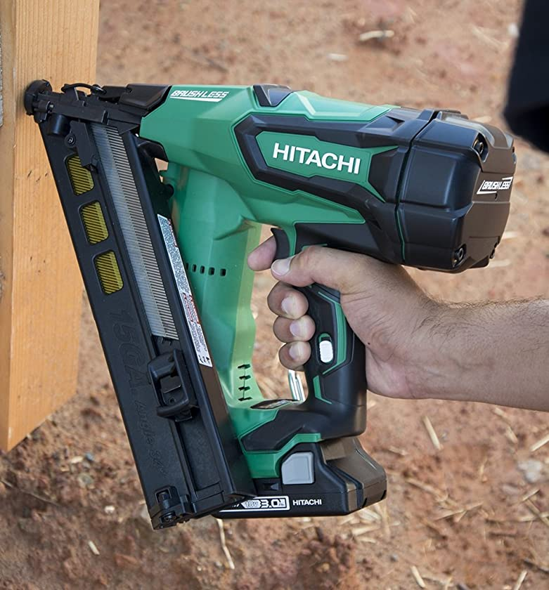 Best Cordless Finish Nailers 2019 Battery Powered Finish