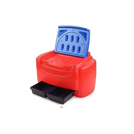 Wondrous Little Tikes Primary Colors Toy Chest Creativecarmelina Interior Chair Design Creativecarmelinacom