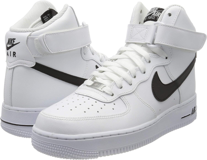 Nike Air Force 1 High 07 An20 Chaussure de Basketball Homme ...