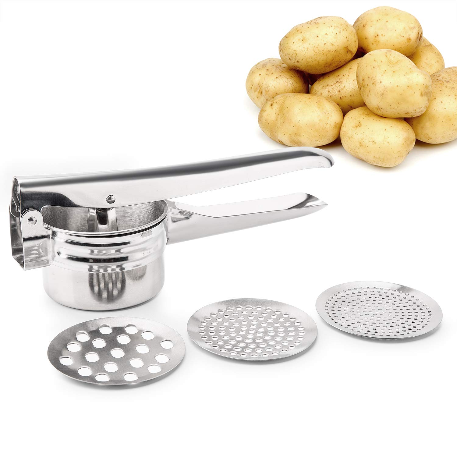 FUKTSYSM Potato Masher