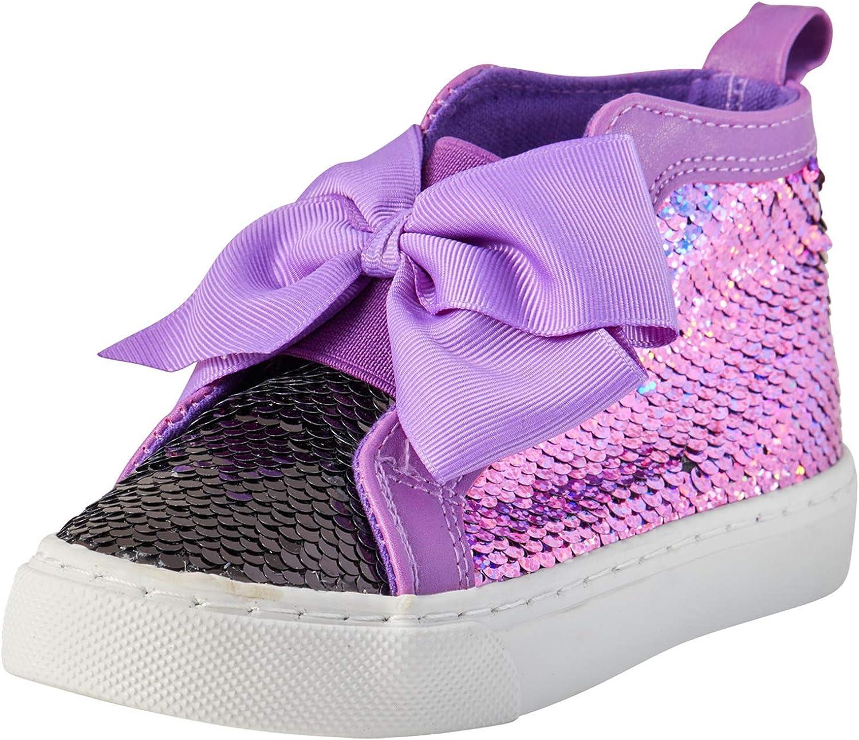 Sizes 12-4 Jojo Siwa Girls/' Hi-Top Sneakers