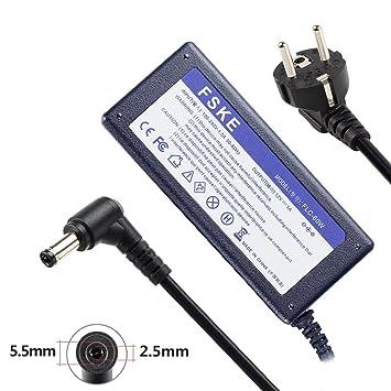 FSKE 60W 12V 5A Transformador Cargador para Freebox V5,HD,V6,NAS,Enrutadores inalámbricos,Iluminación LED LCD,Monitores LCD TFT,PicoPSU AC ...