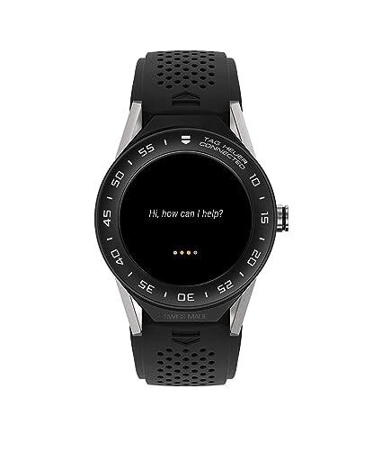 sitio de buena reputación 79f5b 0be75 TAG HEUER SBF818000.11FT8031 Smartwatch Connected Modular