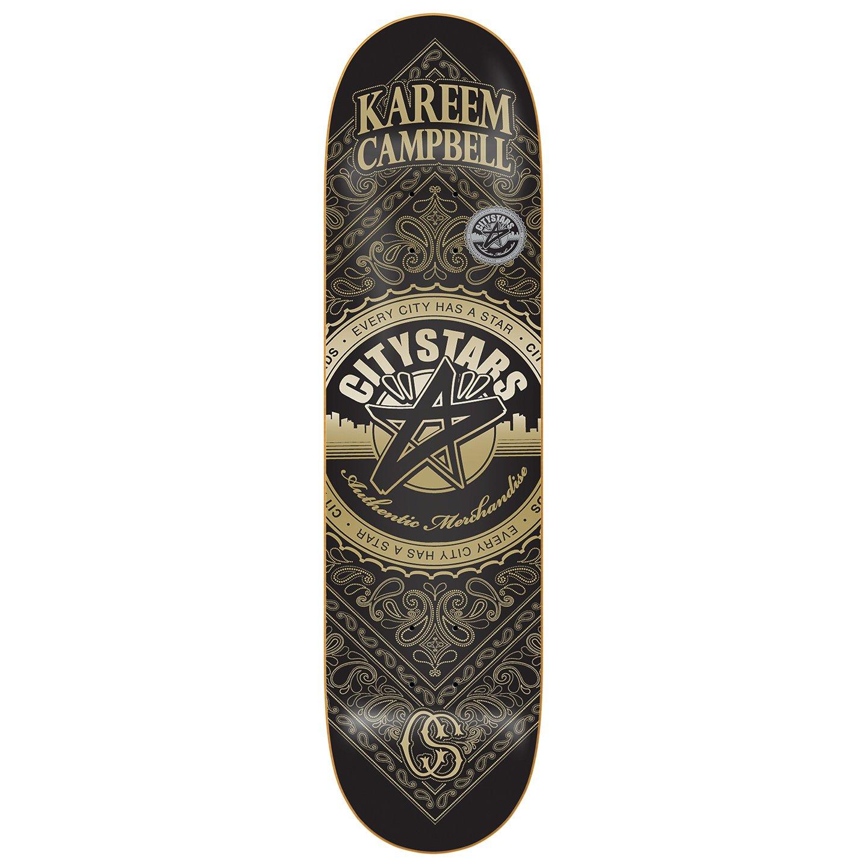 City Stars Kareem Campbell Colors 8125 X 32 Skateboard Deck