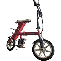 Helliot Bikes Neo04 Vélo électrique Mixte Adulte, Rouge