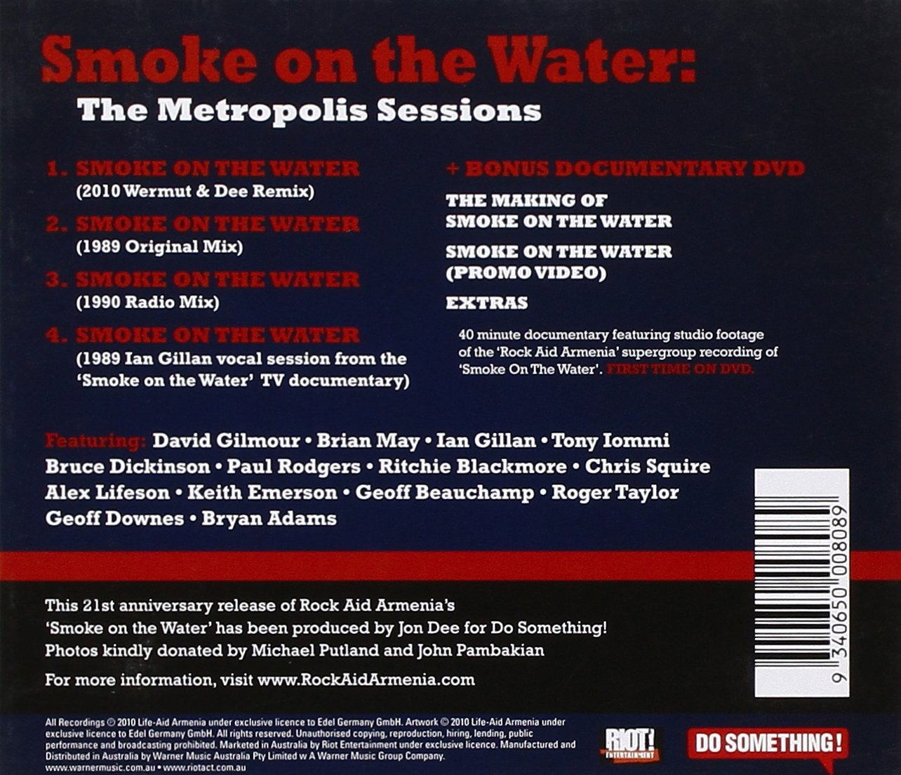 rock aid armenia smoke on the water mp3 download