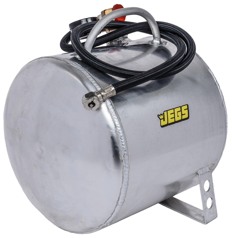 JEGS 81003 Portable Aluminum Air Tank
