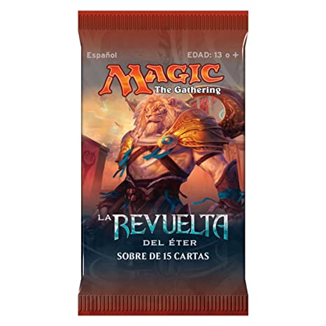 Devir 599386031 - Magic The Gathering. la revuelta del éter ...