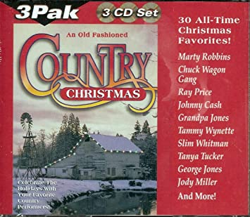 an old fashioned country christmas - Country Christmas Cd