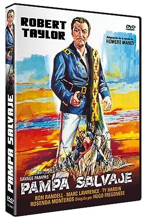 Pampa salvaje (Savage pampas) 1966 [DVD]: Amazon.es: Robert ...