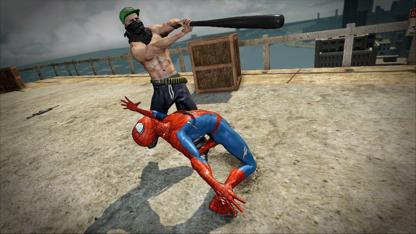 Activision The Amazing Spider-Man 2, PS3 - Juego (PS3, PlayStation 3, Acción / Aventura, Beenox, T (Teen), ENG, Básico): Amazon.es: Videojuegos