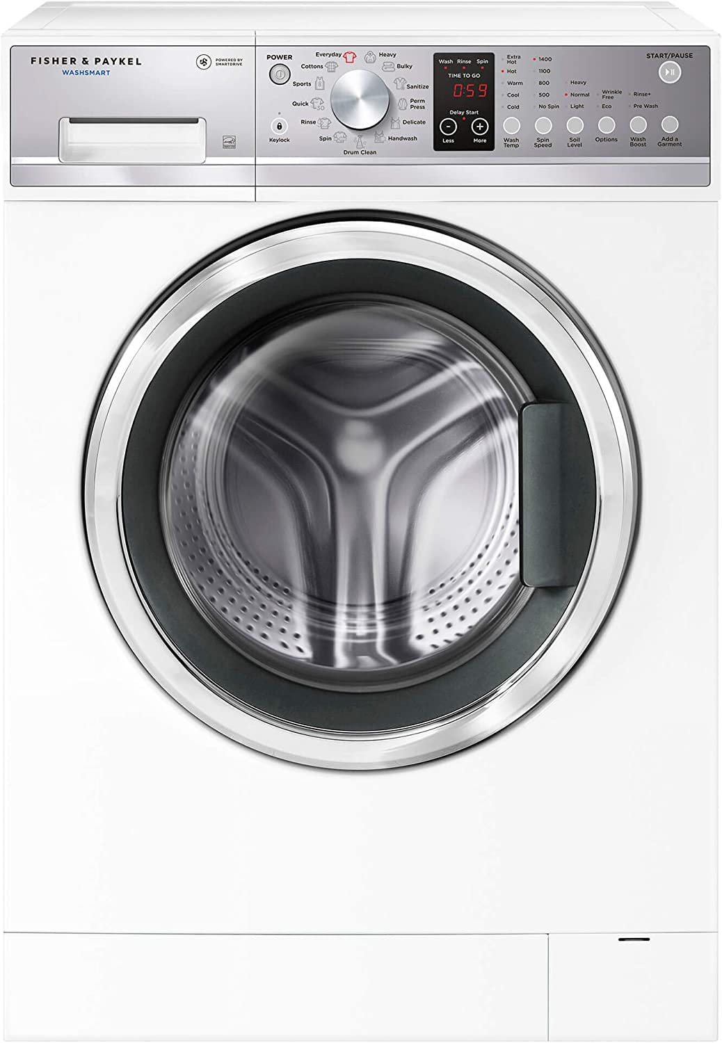 Fisher Paykel WH2424P1 24 Inch Front Load Washer