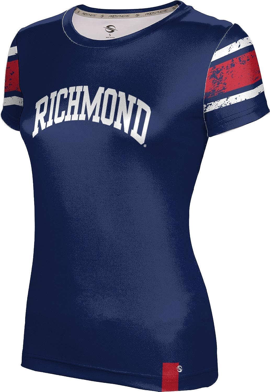 ProSphere University of Richmond Girls Performance T-Shirt End Zone