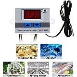 Quick Sense Digital 230V AC LED Digital Temperature Controller with Thermocouple Sensor