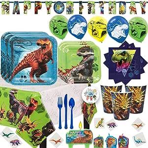Amazon.com: Deluxe Jurassic World Fallen Kingdom suministros ...