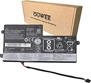 OUWEE 45N1112 Laptop Battery Compatible with Lenovo ThinkPad T440 T440S T450 T450S T460 X230S X240 X240S X250 X260 Series Notebook 45N1113 45N1111 01AV459 45N1109 45N1110 45N1773 11.4V 24Wh 2060mAh