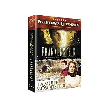 Pack: Grandes Aventuras Literarias [DVD]: Amazon.es: Luke Goss ...