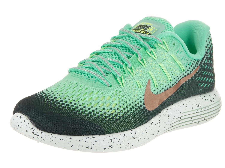 Amazon.com | NIKE Women's Lunarglide 8 Shield Running Shoe | Road Running